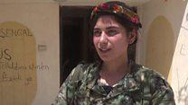 بعد هروبهن من السبي، إيزيديات يحاربن تنظيم الدولة