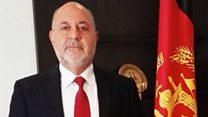 د افغانستان د سفارت شارژدفېر احمد صدیق دلېر