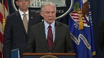 Sessions staying despite Trump criticism