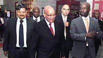 جنوبي افريقا: د لوړې کچې فساد