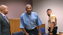 Four things OJ did while in prison
