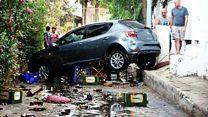 Bodrum ve İstanköy'de depremden sonra yaşananlar