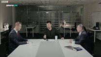 Самые яркие моменты дебатов Навального и Стрелкова