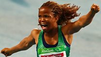Paralympic champion 'boiling with anger'