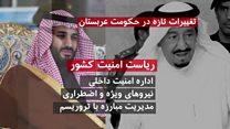 تحولات نهادهای امنیتی و اطلاعاتی عربستان