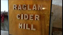 Cider lovers can enjoy pure Welsh cider
