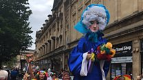 The first ever UK Pride comes to Hull