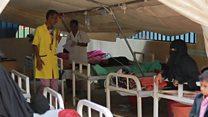 شیوع بیسابقه وبا در یمن