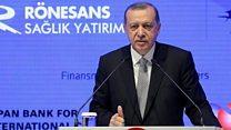 هل ينجح اردوغان في رأب الصدع في الأزمة الخليجية؟
