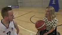 wheel Basketball