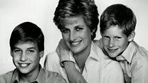 بیست سال پس از مرگ پرنسس دایانا؛ پسرانش از رابطه خود با مادرشان میگویند