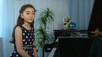 رهبر ارکستری که در ۱۲ سالگی، شهرت جهانی دارد