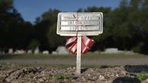 「誰の命もただの数字じゃない」 多発する不法移民の死 米国境沿いの郡で