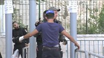 Las extremas medidas de seguridad en Jerusalén a una semana del ataque que dejó 5 muertos