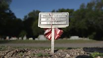 Texas county struggling with migrant deaths