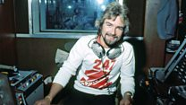 Noel Edmonds in-flight radio