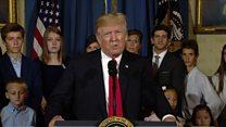 Trump: Republicans haven't done their job