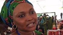 Baje-kolin kananan masana'antu a Nigeria