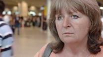 """""""Я ждала худшего"""": мать россиянина, взятого в плен на Украине, встретилась с сыном"""