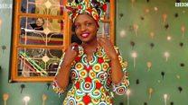 مصمم أزياء أغندي يحيك فستان بأقل من 5 دقائق
