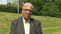 Comisiynydd: Dim lle i heddlu Cymru ar safleodd ffracio