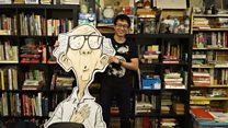 ကာတွန်းဆုအတွက် လျာထားခံ စင်္ကာပူ ကာတွန်းဆရာ