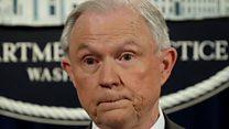 Senior US Senator criticises Trump over Sessions treatment