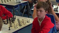 'Chess makes me feel less angry'