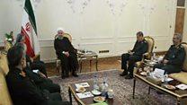 دولت ایران: سپاه و دولت باید برای انجام کارهای بزرگ در کنار هم باشند