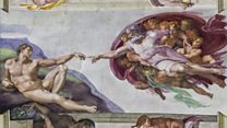 The Sistine Chapel like you've never seen it before...