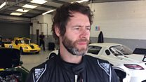 Take That star joins Silverstone Classic