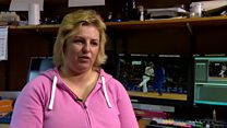 Stephanie Inglis gives up judo for her health