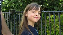 Funeral for youngest Manchester victim