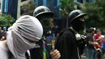 Meet Venezuela's protest army