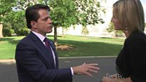 Scaramucci: US is 'a disruptive startup'