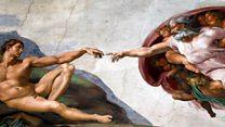 Sistine Şapeli'ndeki fresklerin en detaylı fotoğrafları
