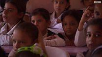أول مدرسة تعيد فتح أبوابها للأطفال في المدينة القديمة في الموصل