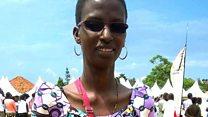 Bella Nshimirimana, Umugore w'impunzi w'akarorero