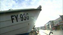 Coastal concern over fishing rule change