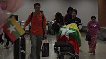 ကမ္ဘာ့စက်ရုပ်ပြိုင်ပွဲမှာ အောင်မြင်ခဲ့တဲ့ မြန်မာအသင်း