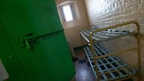 Prisons: We have staff 'retention issues'