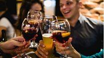 Minum minuman beralkohol 'bisa kurangi risiko diabetes'
