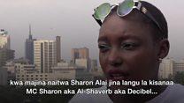 Wasanii wanaohubiri amani wakati huu wa uchaguzi Kenya