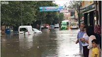 İstanbul: dolu və yağış ziyan vurur