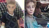 Menino capturado pelo Estado Islâmico há 3 anos é reconhecido por foto e reencontra família