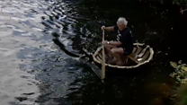 The man making coracles for Hollywood