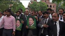 مجرم شناخته شدن نواز شریف در دیوان عالی پاکستان