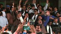 د پاکستاني لومړي وزیر استعفا