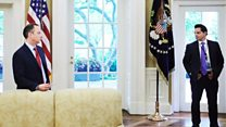 What can body language tell us about White House staff?