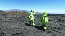 Marte é logo ali: cientistas acampam em vulcão do Havaí para simular vida no Planeta Vermelho